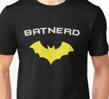 BATNERD - Super Hero Nerd Geek  Unisex T-Shirt