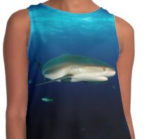 Shark Friend Contrast Tank