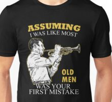 $filenam - Gift For Dad - I Was Like Most Old Man $filenam And Friend Unisex T-Shirt