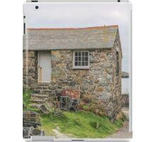 Fishermans cottage - mullion  iPad Case/Skin