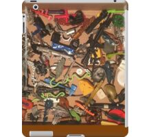 Toy weapons  iPad Case/Skin