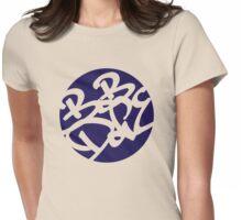 Bob Dope (Circle logo) Womens Fitted T-Shirt