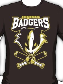 Hufflepuff Badgers T-Shirt