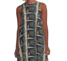 Vessel by (Mickeys Art And Design) A-Line Dress
