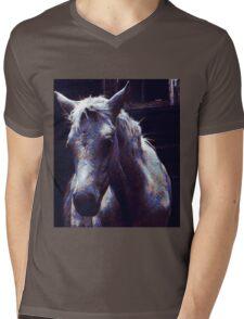 dark willow Mens V-Neck T-Shirt
