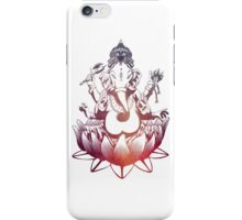 Ganesh Indian God iPhone Case/Skin