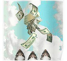 Mo' money ferret Poster