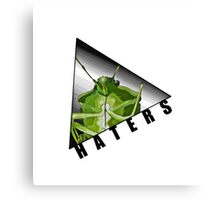 Errore T - Haters Canvas Print