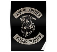Sons of Anfield - Beijing Chapter Poster