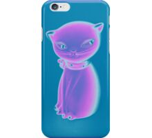 Glow Kitty - iPhone case iPhone Case/Skin