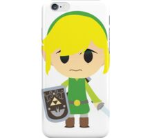 Chibi Toon Link iPhone Case/Skin