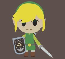 Chibi Toon Link Kids Clothes