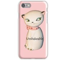Unshakable  iPhone Case/Skin