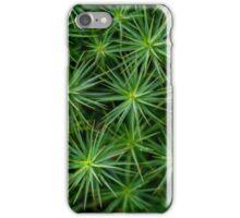 Green greenery iPhone Case/Skin