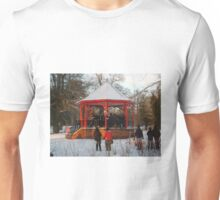 12 carols in the bandstand Unisex T-Shirt