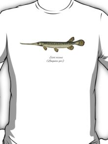 Longnose gar T-Shirt