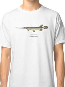 Longnose gar Classic T-Shirt
