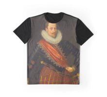 Emperor Matthias Graphic T-Shirt