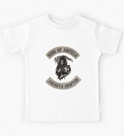 Sons of Anfield - Jakarta Chapter Kids Tee