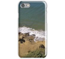 Ocean at the Cliffs iPhone Case/Skin