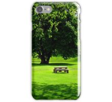 Willows and Oaks iPhone Case/Skin