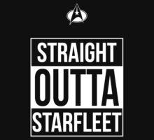 Straight Outta Starfleet by Samuel Sheats