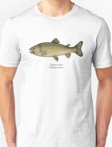 Brown trout Unisex T-Shirt