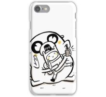 Finn & Jake Selfie iPhone Case/Skin