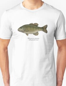 Largemouth bass Unisex T-Shirt