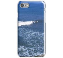 Surfing the Pacific iPhone Case/Skin