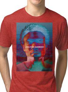 Childish Gambino - Portrait Edit Tri-blend T-Shirt