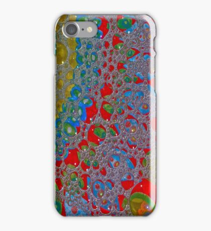 Bubbly Patterns Abstract iPhone Case/Skin