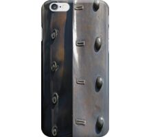Buttoned, Unbuttoned  iPhone Case/Skin