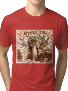 JETHRO TULL CHRISTMAS FOR Tri-blend T-Shirt