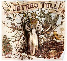 JETHRO TULL CHRISTMAS FOR Poster