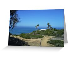 Cliff House Greeting Card
