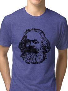 Karl Marx Tri-blend T-Shirt
