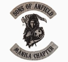 Sons of Anfield - Manila Chapter One Piece - Short Sleeve