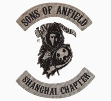 Sons of Anfield - Shanghai Chapter One Piece - Long Sleeve