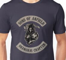 Sons of Anfield - Shanghai Chapter Unisex T-Shirt