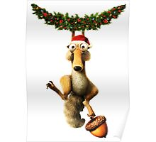 CHRISTMAS FOR ICE AGES Poster