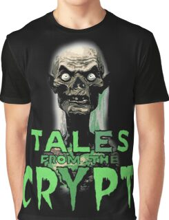 Crypt Keeper Graphic T-Shirt