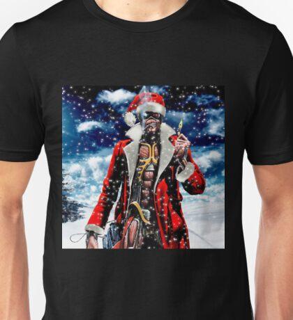 IRON MAIDEN FOR CHRISTMAS SANTA Unisex T-Shirt