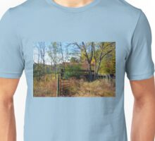 Mountains Barn Unisex T-Shirt