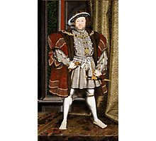 HENRY 8th Photographic Print