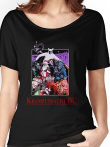Krampusnacht DC Women's Relaxed Fit T-Shirt