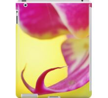 Vibrant Pink Orchid iPad Case/Skin