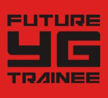 FUTURE YG TRAINEE - RED Kids Tee