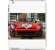1964 ISO Bizzarrini A3C at the Concours of Elegance 2014 iPad Case/Skin