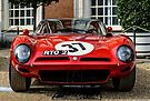 1964 ISO Bizzarrini A3C at the Concours of Elegance 2014 by MarcW